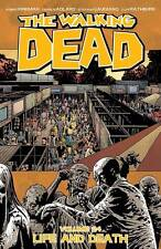 The Walking Dead Volume 24: Life And Death Softcover Graphic Novel