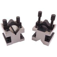2 916 Capacity Precision V Block Amp Clamp Set 4 18 X 4 18 X 3 116 3402 0003