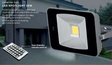 Livarnolux Led Spotlight 20w With Remote Control.80% Less Energy.motion Dete