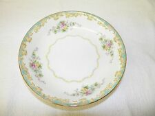 "NORITAKE CHINA ADELA BOWL 7 3/8"" Across 1 1/2"" Tall  #1"