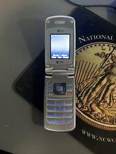 Lg Ax300 Blue(Alltel) Cellular Flip Phone