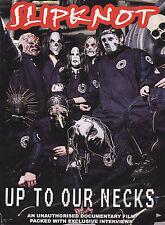 Slipknot - Up To Our Necks DVD 2004 Rare, Documentary Film Interviews