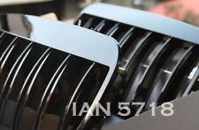 BMW E53 GRILLES CALANDRE CHROME NOIR X5 SERIE 2004-2006 SUV 4X4 3.0D 4.4i 4.8i