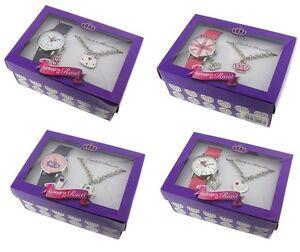 Ravel Funky Girlz Girls Teens Watch & Jewellery Childrens Xmas Gift Set For Kids