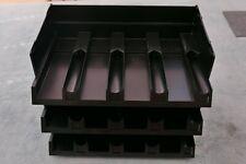 Topchic Hair Colour Rack, Goldwell USA, 12 Spaces, Black, BNIB