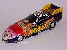 Jerry Toliver 1998 RCCA Mad Magazine Racing Funny Car Action 1:24 Scale