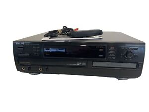Philips CDR785 CD Changer Recorder CD-R Good Condition w/ Remote Works