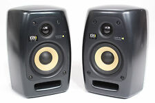 KRK VXT4 Powered Active 2-Way Studio Monitor Speaker VXT-4 (PAIR)