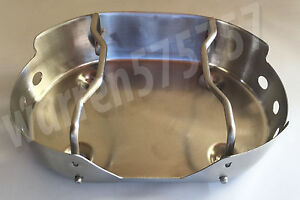NEW STAINLESS STEEL CANTEEN CUP STAND STOVE FOLDABLE.