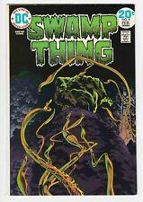 Swamp Thing #8 VF+ 8.5 Len Wein Berni Wrightson Art DC Horror Suspense