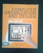 COMPUTER ORGANIZATION & DESIGN: The Hardware Software Interface (ARM ed) READ