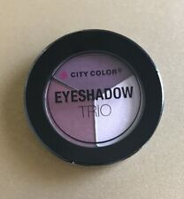 City Color Eyeshadow Trio 1pc Blooming Flowers. Brand New.