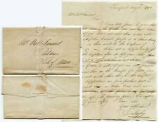 More details for isle of man 1792 incoming letter to farrant peel from taylor liverpool privately