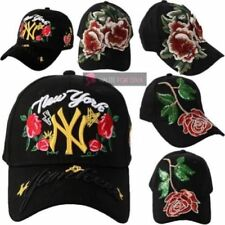 Gorras y sombreros de mujer de color principal rosa 100% algodón