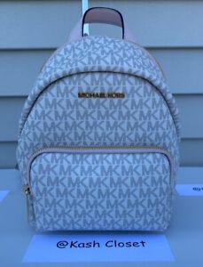 Michael Kors Erin SM Backpack Powder Blush