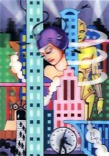 3D Lenticular Postcards - METROPOLIS (Classic Movie), Juan Carlos Espejo