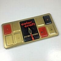 Color Craft Artist Quality Watercolors Tin #136 Advance Crayon & Color Corp.