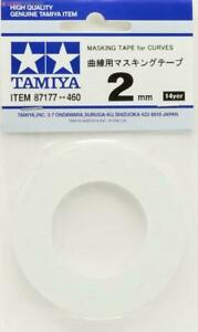 Tamiya Masking Tape for Curves 2mm - 20m roll - Tools / Accessories
