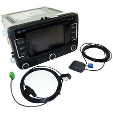 VW RNS 315 Radio Navigationssystem EU Touchscreen MP3 SD Bluetooth mit GPS Kit