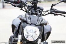 Flush Mount LED Front Turn Signals 2014 2017 Yamaha FZ-07 FZ07 14-16 FZ-09 FZ09
