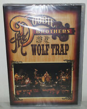 DVD DOOBIE BROTHERS - LIVE AT WOLF TRAP - NUOVO NEW