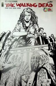 Walking Dead #127 Kirkman Adlard Image Comics first print Diamond Retailer