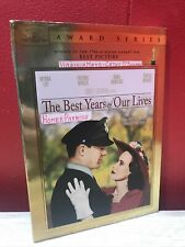 The Best Years of Our Lives Dvd Myrna Loy 1946 Frederic March Dana Andrews