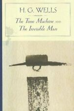 The Time Machine and The Invisible Man (Barnes & Noble Classic) Hc. Vg.