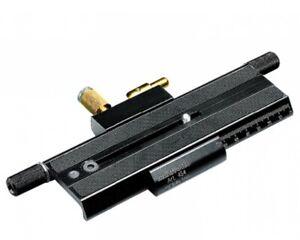 Manfrotto 454 - Piastra micrometrica