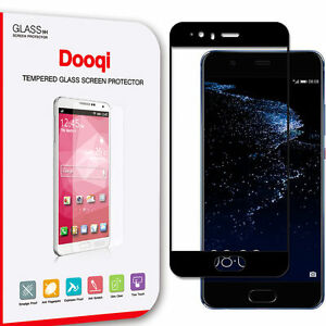 Dooqi Full Cover Tempered Glass Screen Protector for Huawei P10 / P10 Plus