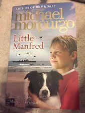 **NEW PB** Little Manfred by Michael Morpurgo (Paperback, 2011)
