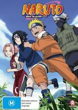 Naruto Movie Collection (2005, DVD x 5, Fat Case) New Region 4