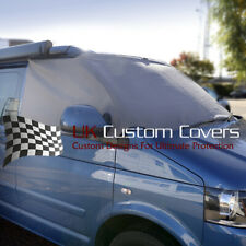 VW T5 T6 TRANSPORTER CAMPER SCREEN CURTAIN WRAP COVER GREY 118