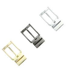 Belt Buckle Twist Reversible Buckle fit's 1-1/4 inch (32mm) Wide strap