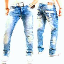 Früchtl Herren Jeans Hose Regular Straight Fit Stretch NEU