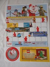 LEGO newsletter negozio 10/11