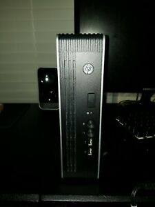 HP T610 Plus with dual nic
