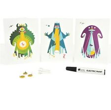 Bare Conductive Flashing Gift Card Set Conductive Paint