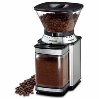 Cuisinart Commercial Electric Grinder Auto Coffee Espresso Burr Mill Bean Home