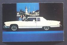 1976 LINCOLN CONTINENTAL promotional postcard (for dealers use) Kansas City MO