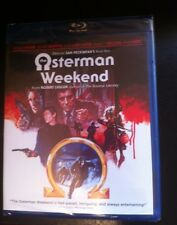 THE OSTERMAN WEEKEND(BLU-RAY)**New**