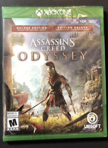 Assassin's Creed Odyssey [ DELUXE Edition ] (XBOX ONE) NEW