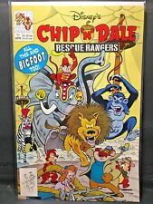 Chip N Dale Rescue Rangers #11  Disney Comic Book  vf to nm