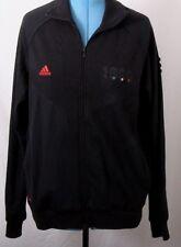 Adidas AC Milan 1899 RN# 88387 CA# 40312 Black Warm-Up Track Jacket Men's XL