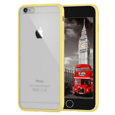 Silicone Rubber Frosted Bumper Case Cover For iPhone 4 4s 5 5s SE 5C 6 6S Plus