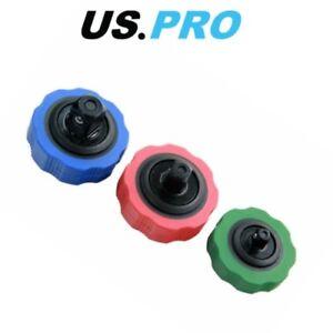"US PRO 3 Piece thumb wheel Palm Ratchet Set - 1/4"" 3/8"" 1/2"" Drive 4146"