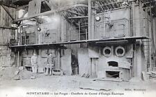 CPA 60 MONTATAIRE LES FORGES CHAUFFERIE DU CENTRAL D'ENERGIE ELECTRIQUE (CPA IND