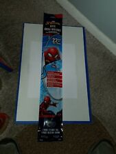 Marvel Spiderman 22 inch Kite-New-EZBreezy Kites-Handle,Line and Tails Included