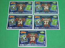 Magnet equipe NICE Just Foot - Pitch 2009 maillot football lot #32