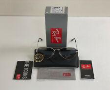 Ray-Ban Aviator RB3025 003/32 58mm Silver/Crystal Grey Gradient Sunglasses